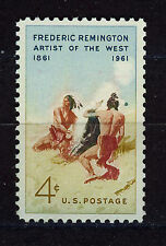 ESTADOS UNIDOS/USA 1961 MNH SC.1187 F.Remington,painter