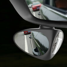 1pcs Car Blind Spot Mirror Wide Angle Mirror Stick On Left Rearview Accessories