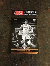 2017-18 CHRONICLES MAJESTIC #301 LONZO BALL ROOKIE LOS ANGELES LAKERS RC