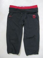 Nike Just Do It Dri-Fit Ohio State Buckeyes Active Women Crop Pants / M / BNWOT