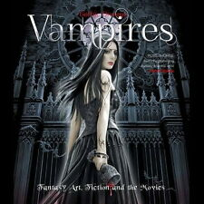 *VAMPIRES* Hardback Book With Fantasy Art By Anne Stokes Jasmine Becket-Griffith