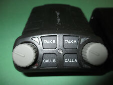 TOM COM bp 2 ch belt pack w/ 5 pin Female for RTS Telex radio com power(inv32507