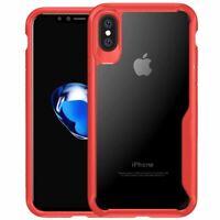 Antichoc Clair Mince Dur Pare-chocs TPU Cas Étui - Pour Apple iPhone XR