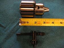 HEAVY DUTY 1/2 DRILL CHUCK UPGRADE HARBOR FREIGHT DRILL PRESS 60237