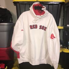2009 Majestic Boston Red Sox hoodie.