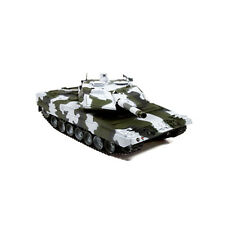 Large Scale RC Leopard 2A6 Tank Winter Camo Upgraded Premium Label Version - Hob