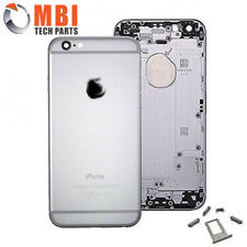 iPhone 6 Replacement Metal Back Housing Cover Case Silver