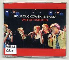 Rolf Zuckowski Maxi-CD Wir Optimisten - 1-track CD (nur 1 Lied)