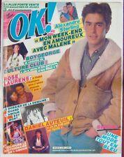 Revue OK Magazine Avril 1983 Daniel Auteuil Alexandre Sterling