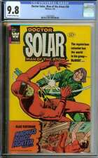 DOCTOR SOLAR #30 CGC 9.8 OW/WH PAGES