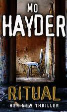 Ritual by Mo Hayder - Large Paperback 20% Bulk Book Discount
