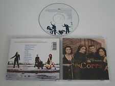 THE CORRS/FORGIVEN, NOT FORGOTTEN(143 RECORDS-LAVA 7567-92612-2) CD ALBUM