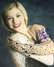 Gracie Gold USA Figure Skating Olympics Signed 8x10 Autographed Photo COA E1