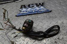 Z4-11 CONTROL SWITCH START LIGHT 99 POLARIS SCRAMBLER 400 4X4 ATV FREE SHIP