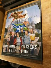 Starship Troopers The Roleplaying Games The United Citizens Federation Book