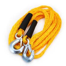 4,500 LBS Heavy Duty Tow Rope Tow Rope Emergency Nylon Tow Rope Pull Capacity