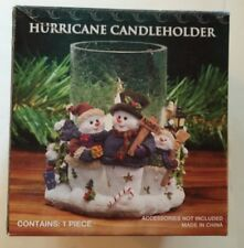 Hurrican Christmas Candleholder