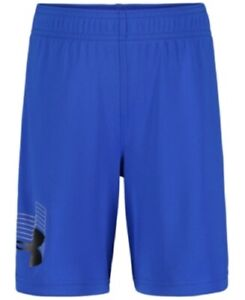 New Under Armour Little Boys Prototype Logo Shorts Size 4 MSRP $18