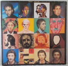 THE WHO - FACE DANCES. /NrEX 1981 ISSUE. (With Poster) 2311065