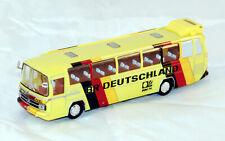 "SCHUCO - Mercedes O302 Bus ""WM 74 - BRD"" - 26157 - 1:87  - Modellauto - Neu"