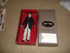 Gone with the Wind Rhett Butler Vinyl Doll by Franklin Mint