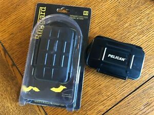 Pelican SD Memory Card Case & NEW Ruggard SD Memory Card Case - MCH-MU5B