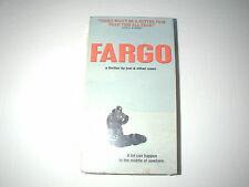 FARGO WILLIAM H. MACY, STEVE BUSCEMI 1996 NEW SEALED VHS RARE HTF OOP