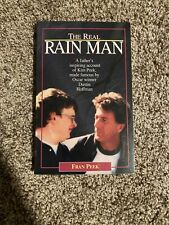 The Real Rain Man Kim Peek(Died 2009) Signed Book
