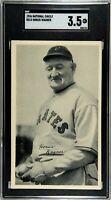 1936 National Chicle R313 Honus Wagner SGC 3.5 Pittsburgh Pirates HOF 📈🔥🐐