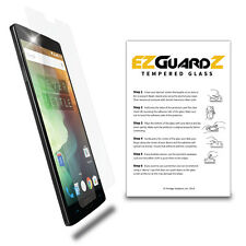 2X For OnePlus 2 / Two EZguardz Premium Tempered Glass Screen Protector
