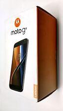 Nice Motorola Moto G 4th Generation XT1625 - 32GB - (Unlocked) Smartphone NO ADS