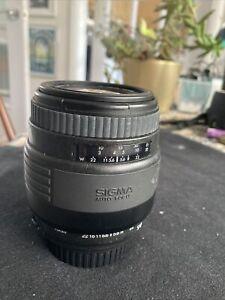 Canon EF mount 70-210m F4-5.6 Sigma APO UC Zoom Lens Manual/Auto Focus