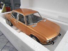 BMW 2500 2.5 E3 Limousine gold met 1968 BOS Resine 1:18