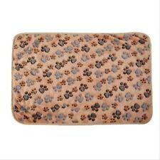 1× Pet Cat Dog Sleep Blanket Beds Mat Puppy Kitten Fleece Soft Warm Mats 40*60cm