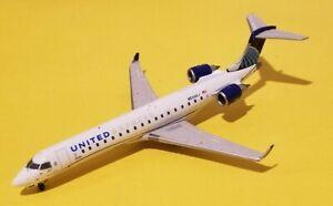 Gemini Jets 1:400 United Airlines CRJ-550 New Livery N504GJ