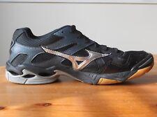 Mizuno Wave Bolt 2 Volleyball Shoe Ventilated Soles Women's Size 8.5 Black