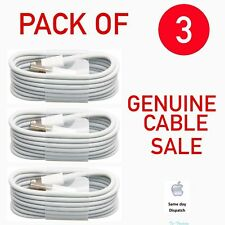 1M 2M Apple Lightning USB Data Charger Cable For iPhone 7Plus 6S 5S