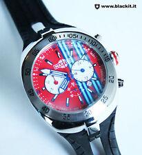 Cronografo Martini Racing rosso
