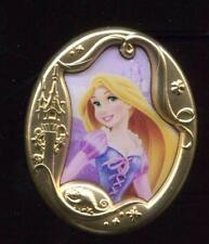 Princess Gold Frame Mystery Collection Rapunzel Disney Pin 124569