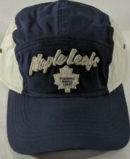 LZ Reebok Adult One Size OSFA Toronto Maple Leafs NHL Baseball Hat Cap NEW E49
