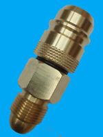EURO PORTUGAL GAS LPG Filling Filler to UK gas cylinder Propane Bottle Adapter