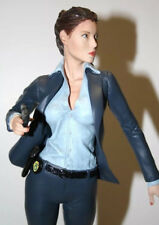 1/6 Resin Model Kit, Sexy action figure Federal Agent. Without The Base