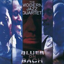 The Modern Jazz Quar - Modern Jazz Quartet : Blues on Bach [New CD] UK - Impor