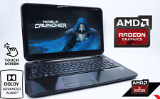 "Cheap Gaming Laptop HP 15N AMD A8 Quad Core 8GB RAM 1TB HDD 15.6"" Radeon"