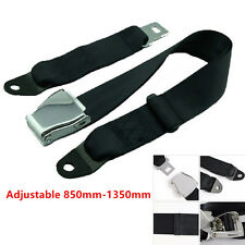 1×Car Airplane Seat Belt Safety Belt Extenders Belt Buckle 850-1350mm Adjustable