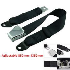 1×Car Airplane Seat Belt Safety Belt Extenders Belt Buckle 850-1350mm Adjustable