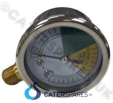 4 X Pressure Gauge Meter Clock Henny Penny Fryer 500 Pfe 581 561 691 680 600