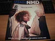 NME ADIDAS NMD Mag JOEY BADA$$ GWEN STEFANI CROWS Tom Hiddleston KANO ADIDAS