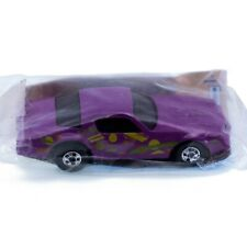 Hot Wheels McDonalds Happy Meal #4 Camaro Z-28 Purple California Custom 1991