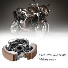 47 49cc Centrifugal Clutch Pad Mini Moto Quad Dirt Pocket Bike Atv 3 Shoe Spring